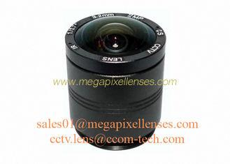 Lentes fijadas/Mono-focales del soporte del CS del megapíxel
