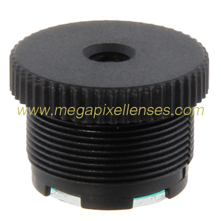 "1/2.5"" 7.5mm 5Megapixel M12*0.5 mount Non-distortion lens for scanners"