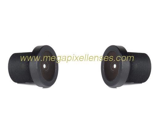 "1/3"" 2.3mm 3Megapixel 140degree M8*0.5P mount wide angle lens"