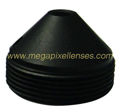 "1/2.7"" 2.8mm F2.4 3Megapixel M12x0.5 Mount Wide-angle Sharp Cone Pinhole Lens for covert cameras"