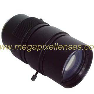 "1/3"" 5.8-58mm F1.3 CS-mount Manual Iris Vari-focal CCTV Lens"