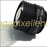 "1/3"" 4.0mm F1.2 2Megapixel CS-mount Manual IRIS CCTV Lens 130412CS-2MP"