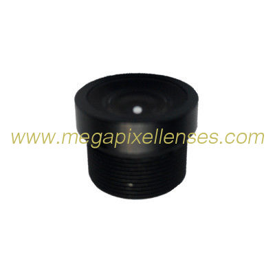 "1/3"" 1.9mm 3Megapixel M12x0.5 mount low-distortion wide angle cctv lens"