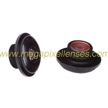 "1/4"" 0.9mm M8-Mount Wide Angle Lens, F2.0 170degree waterproof vehicle lens"