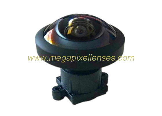 "1/2.3"" 1.55mm 12Megapixel M12X0.5 mount  206degree Fisheye Lens for IMX078"