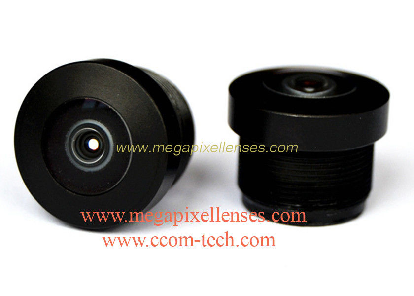 "1/3"" 1.08mm 12Megapixel M12x0.5 mount 206Degree Wide Angle Fisheye Lens, 1.08mm fisheye lens for OV4689"