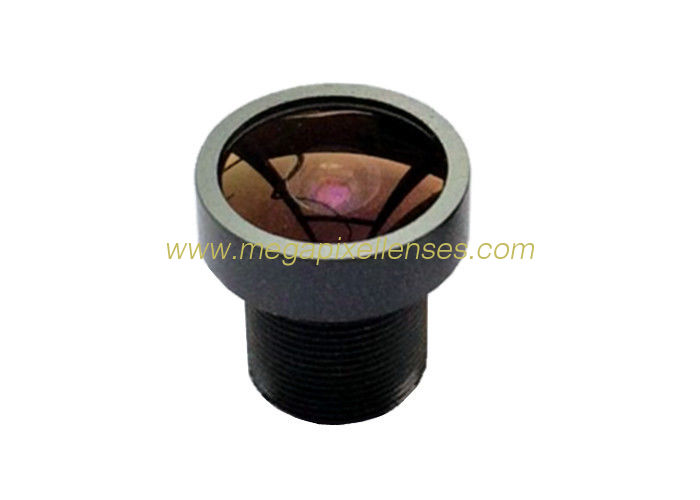 "1/3"" 2.9mm F2.4 3Megapixel M8/M7 mount 140degree Wide Angle Lens for OV4689/AR0330"