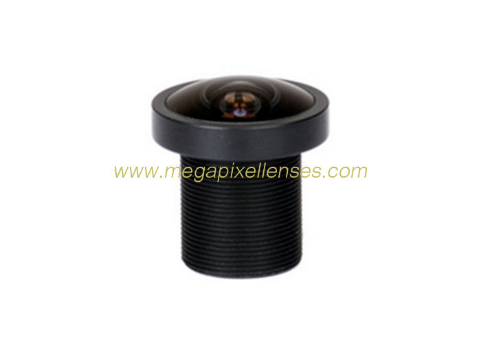 "1/2.5"" 2.8mm F1.8 5MP M12x0.5 mount 145degree Wide Angle Lens for MT9P006/IMX322/OV4689/IMX123/IMX290"