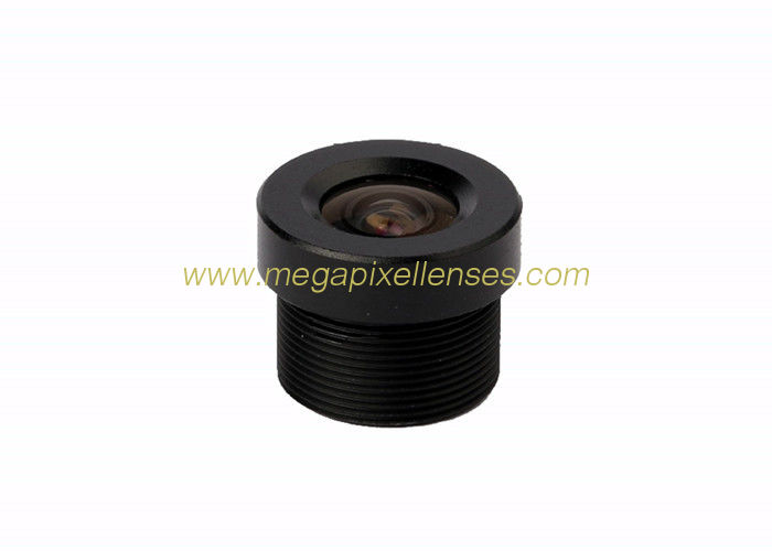 "1/2.5"" 3.0mm F2.0 5Megapixel M12x0.5 Mount 122degree wide-angle cctv lens, vehicle cctv lens"