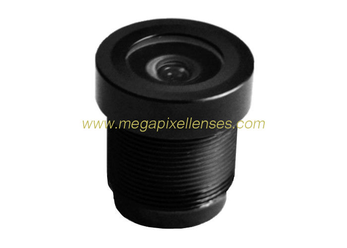 "1/2.7"" 3.7mm F2.4/F2.8 5Megapixel M12x0.5 mount 121degree wide angle board lens for OV2710/AR0330/OV9732"