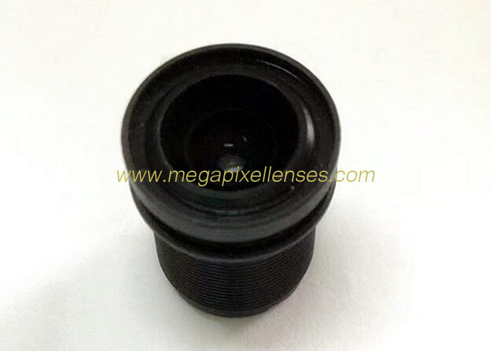 "1/2.7"" 4mm F2.0 Megapixel M12x0.5 mount IR board lens for CCTV security camera"