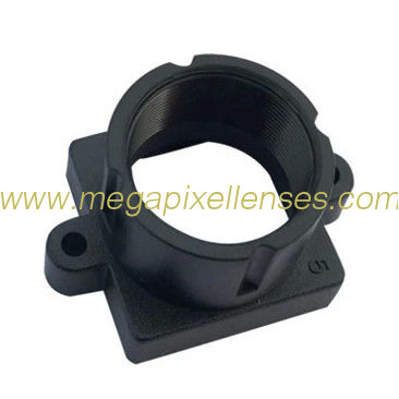 Plastic M12x0.5 mount Lens Holder, 18mm fixed pitch holder for board lenses, height 8.5mm