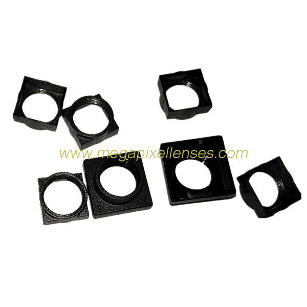 Plastic M10x0.5 Mount Lens Holder Board Lens Holder for CCD & CMOS sensors, height 5.7