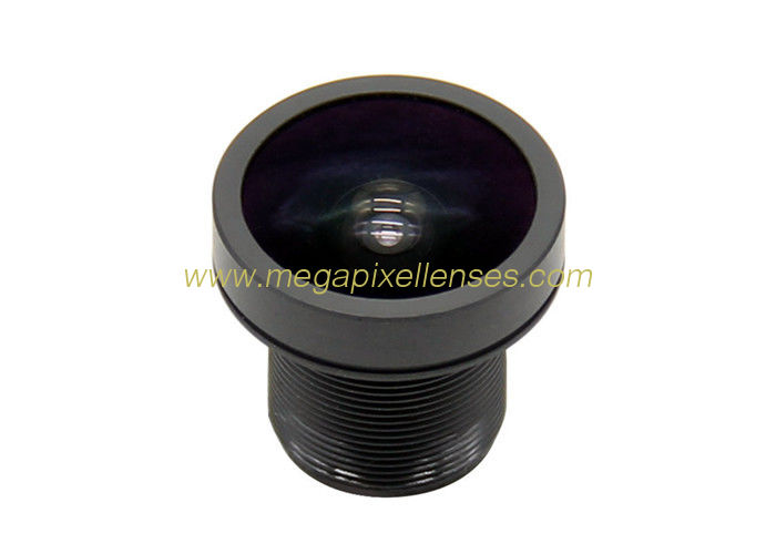 "1/2.3"" 2.75mm F2.2 13Megapixel M12x0.5 Mount 160degree wide angle lens for OV9810"