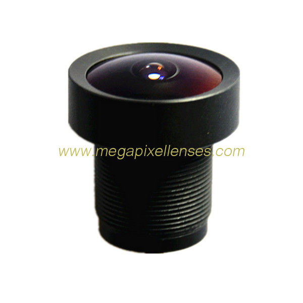 "1/3"" 2.3mm F2.4 3MP M12x0.5 mount 170degree wide angle board lens for 1/3"" 1/4"" CCD/CMOS"