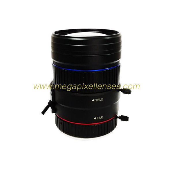 "1"" 12-36mm F1.6 8Megapixel C-mount DC Auto IRIS Manual Zoom IR Vari-focal Lens"